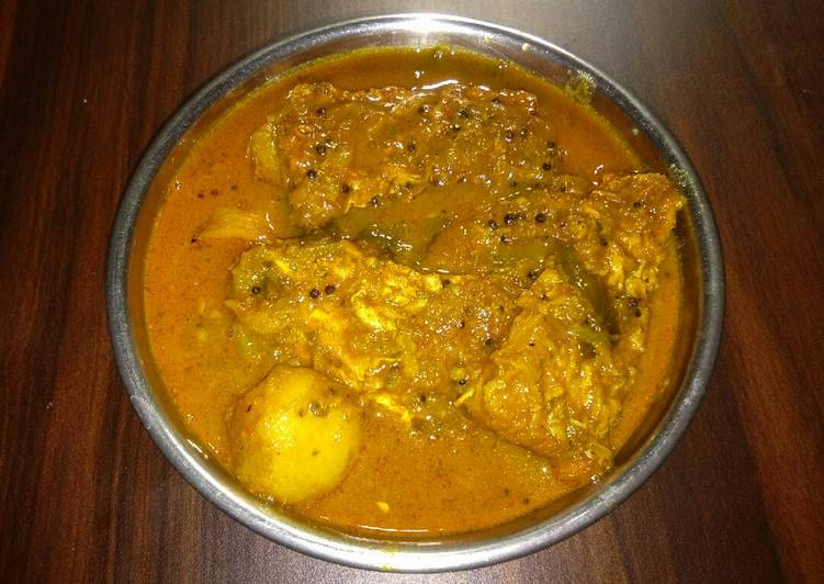 Step-by-Step Guide to Prepare Award-winning Fish Curry