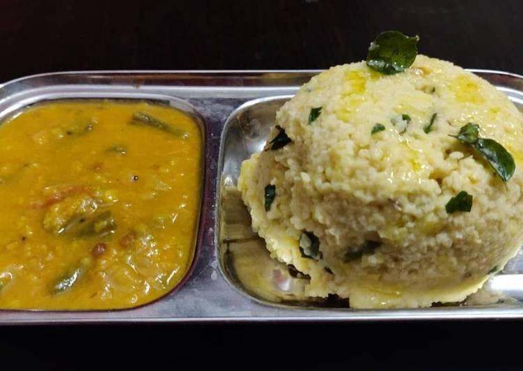 How to Make Award-winning Thinai Pongal Recipe | Foxtail Millet Pongal Recipe | Millet Ven Pongal