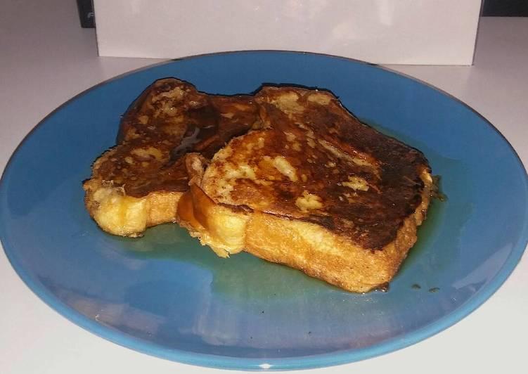 Recipe: Tasty Bachelor's Brioche French Toast