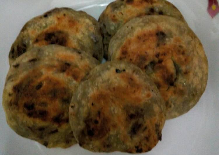 Roti maryam mini coklat