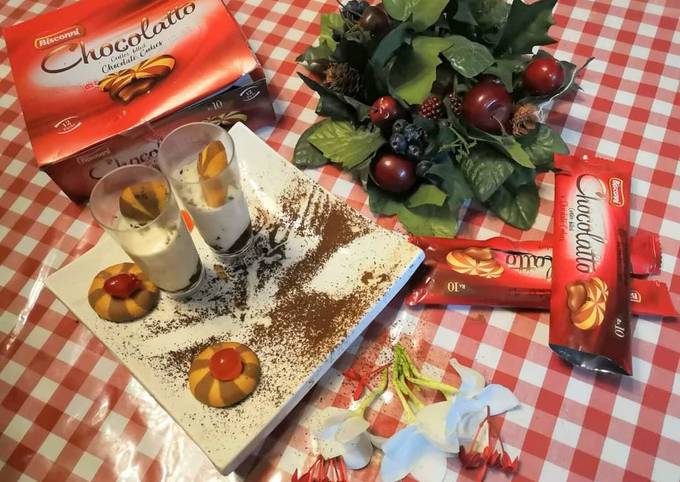 Easiest Way to Make Delicious Chocolatto Tiramisu Shots