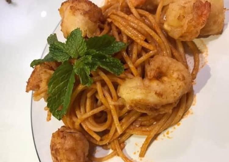 Resep Spaghetti Napolitan Jepang Oleh Hioemel Cookpad
