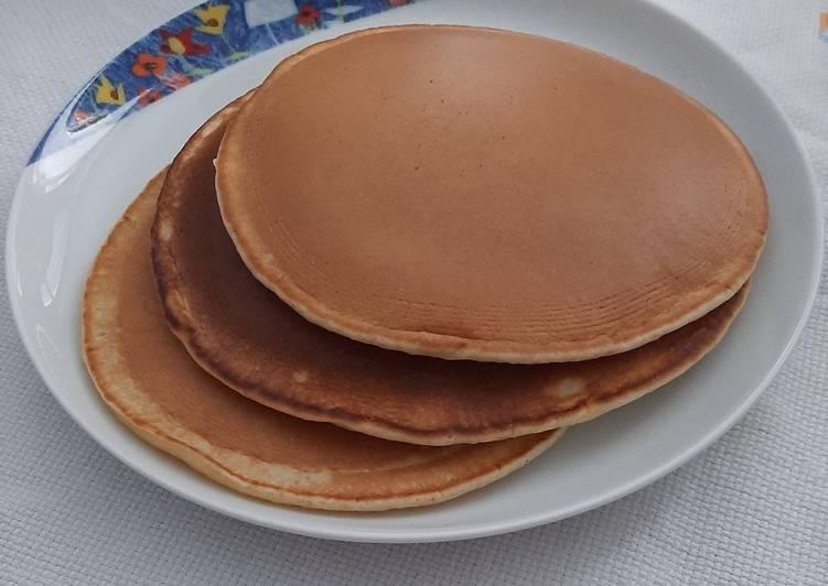 Pancake con farina tipo 1