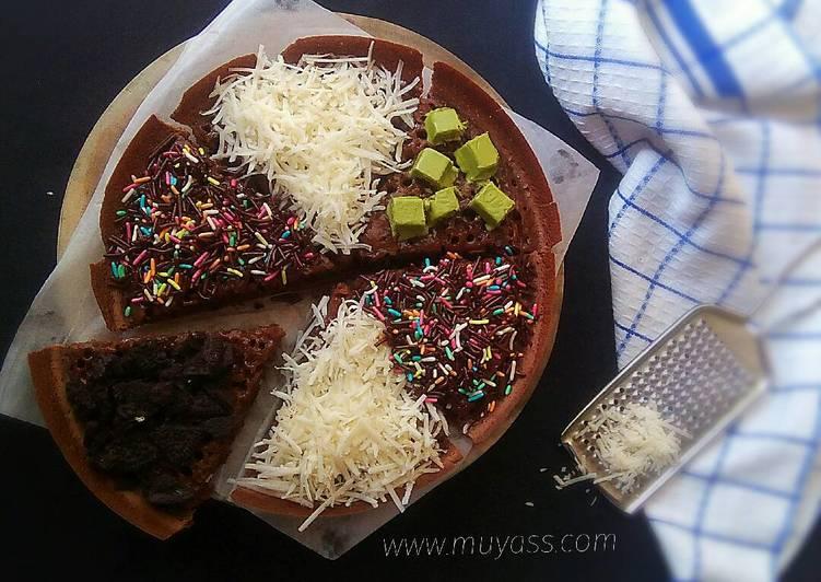 Martabak Brownies #pr_kuetradisionalberserat