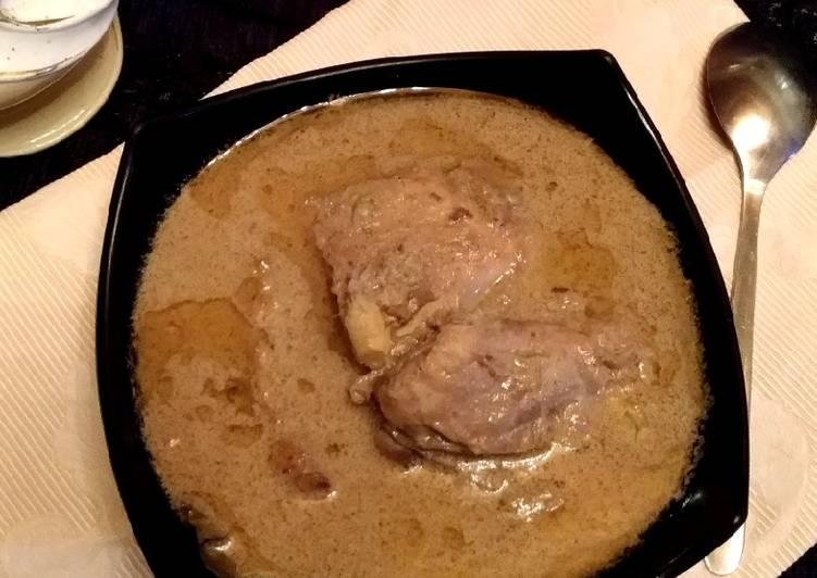 179. Opor Ayam Putih