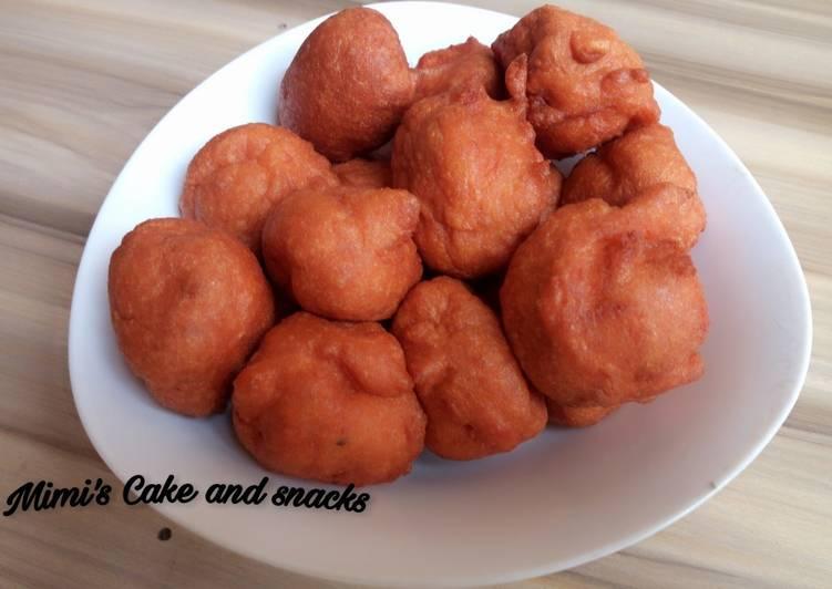 Simple Way to Make Homemade Beans cake(Akara)#FPCDONE