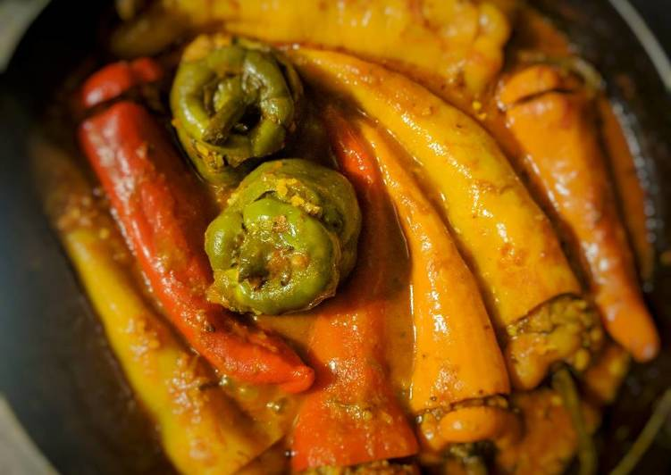 Recipe of Award-winning Stuffed Jalapeños