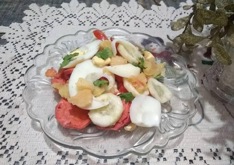 Recipe of Ultimate Egg salad 🥗
