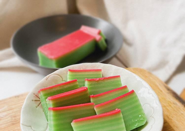 Recipe Yummy Kue Lapis Tepung Beras