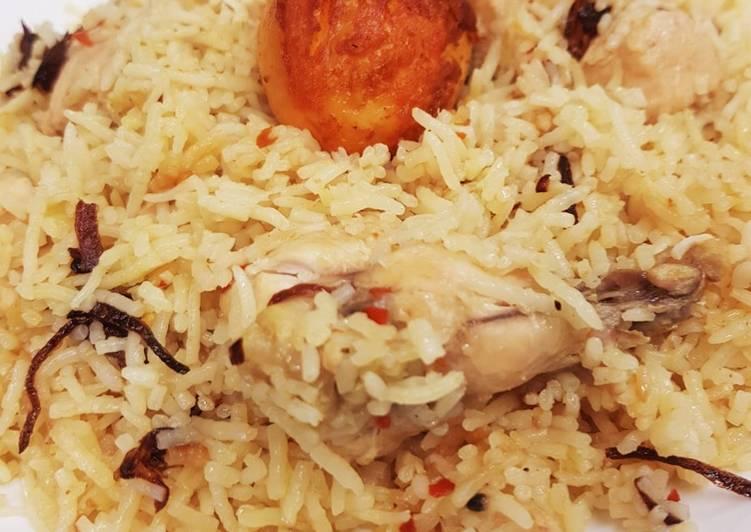 🇧🇩 Bangladeshi Biryani Rice