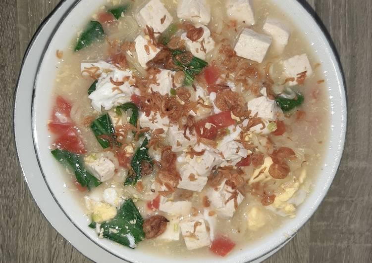 Resep Mixed Broth Noodles Paling Top
