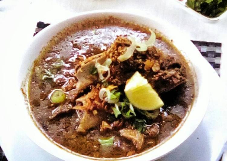 Resep Sop konro makassar oleh Dapur mba Mer a.ka merna kitchen
