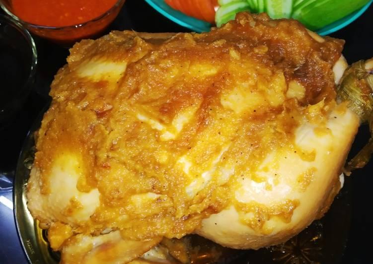 Ayam Panggang Ala Kenny Rogers - velavinkabakery.com