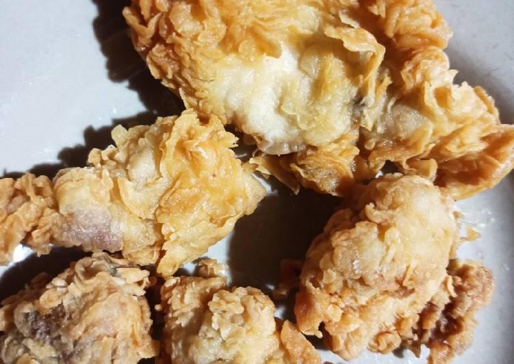 🍗Ayam Crunchy KW KFC🍗