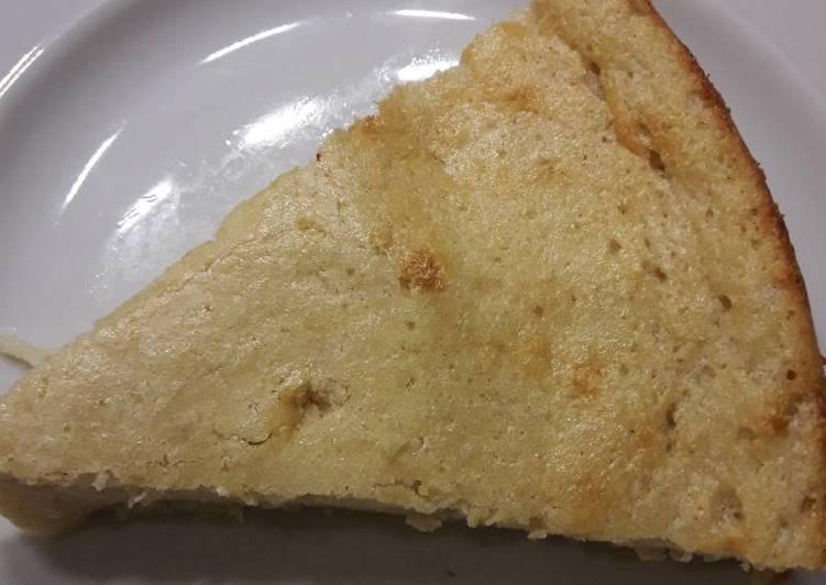 Gâteau de faisselle de chèvre