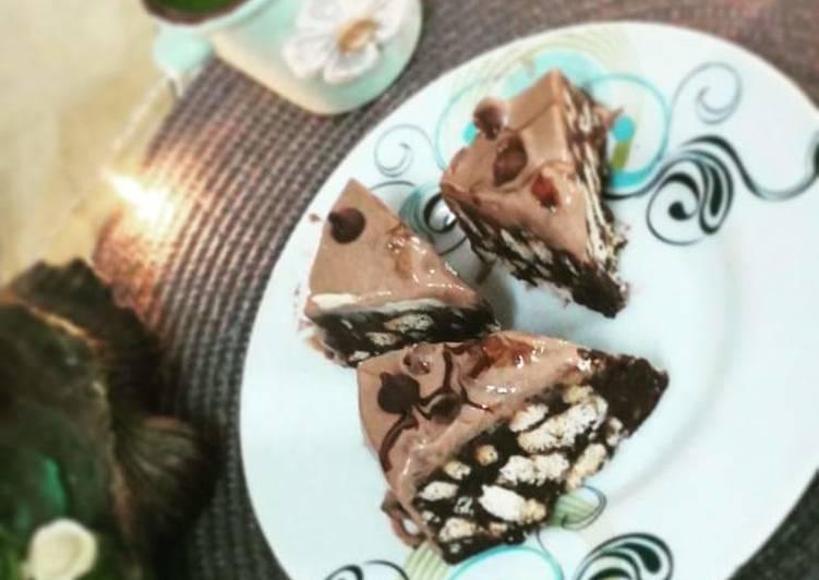 Recipe: Perfect No bake chocolate salami cake