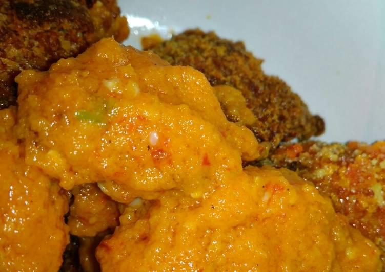 Nugget Sapi (Sambel Tomat HandMade)