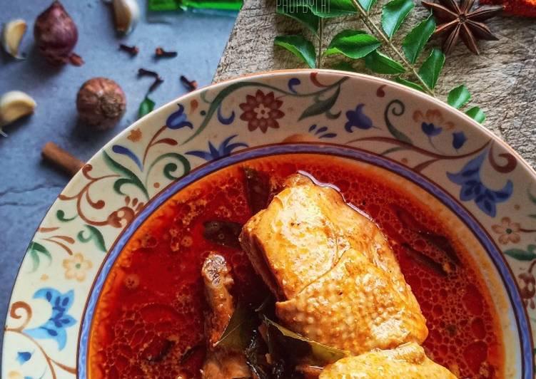 Kari Kerisik Ayam #phopbylinimohd #batch19 - velavinkabakery.com