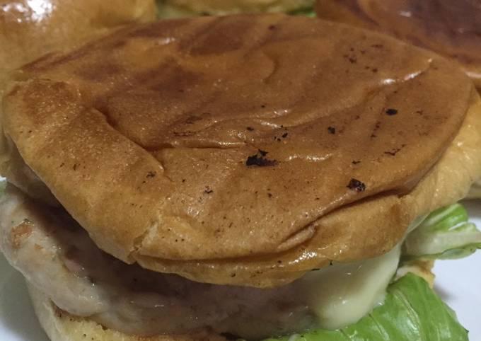 Recipe Of Homemade Chicken Burger Chicken Recipes Cc