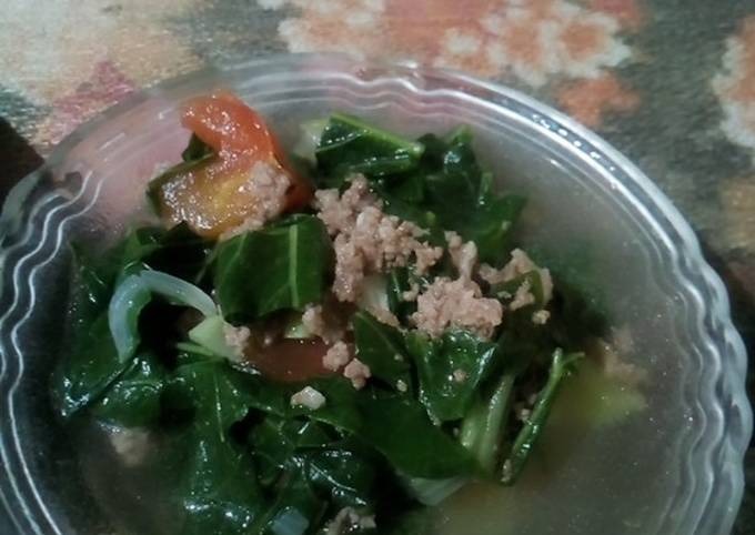 Chinese Cabbage Soup