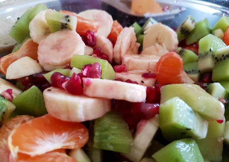 Salade de fruit jolie jolie