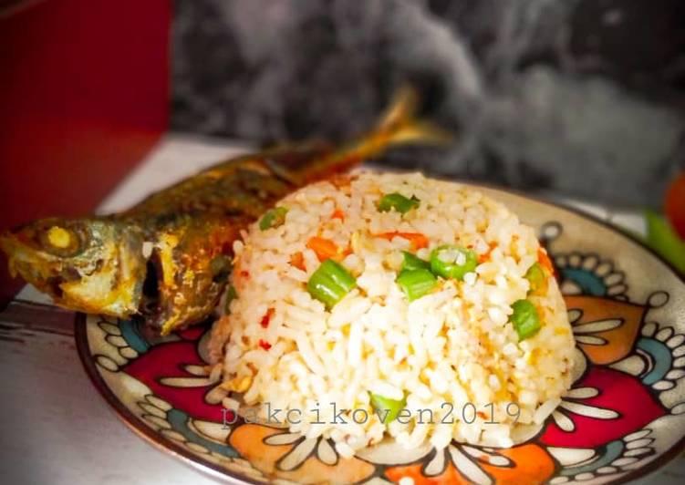 Nasi Goreng Belacan Ikan Seekor