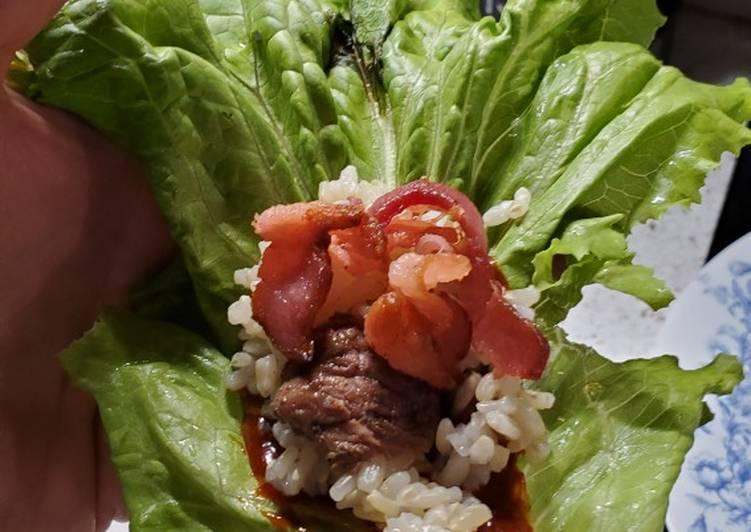 Ssam Lettuce Wraps