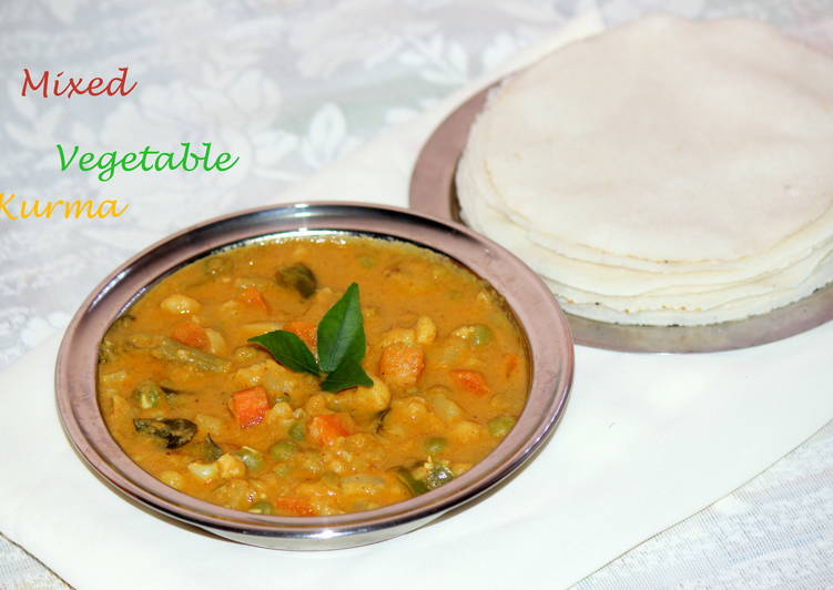 Mixed Vegetable Kurma, Some Foods That Benefit Your Heart