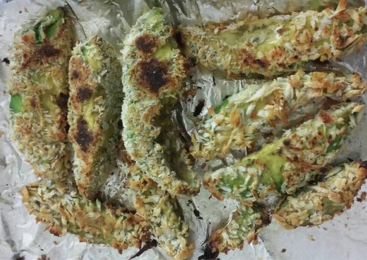 Easiest Way to Prepare Super Quick Homemade Avocado Fries