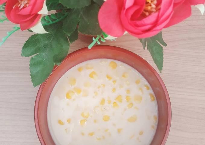 Creamy corn diet