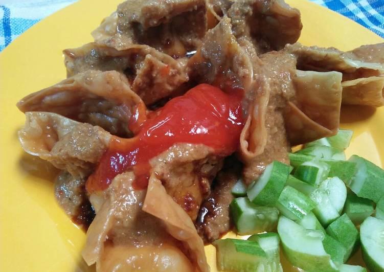 Bagaimana Menyiapkan Batagor ayam crispy Cepat