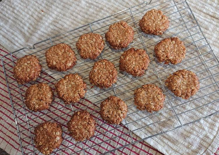 Steps to Make Perfect Simply Oat Cookies