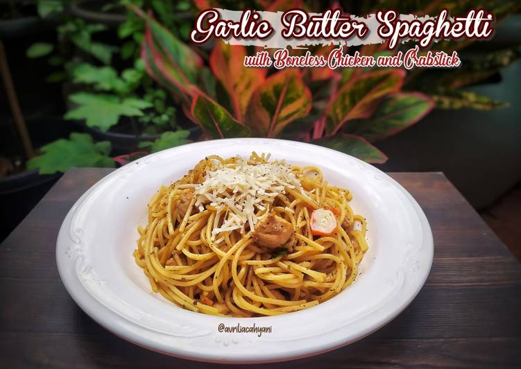 garlic-butter-spaghetti