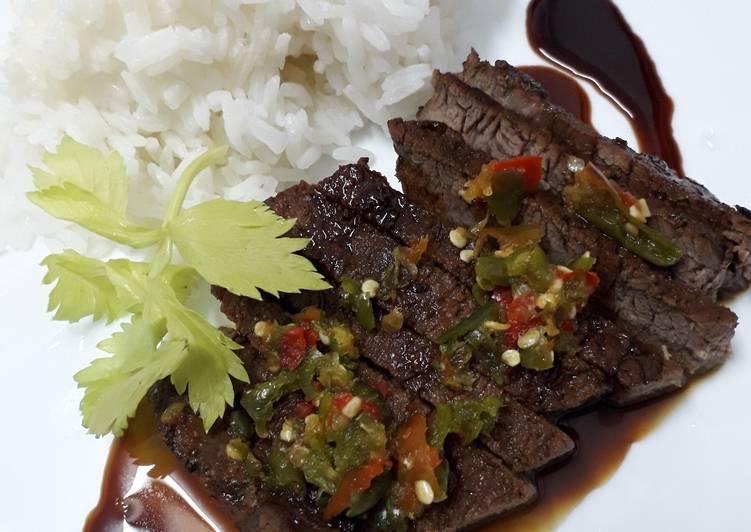 Resepi Daging Steak