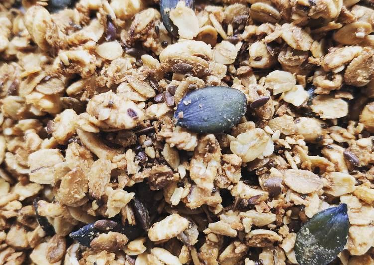 Recipe: Delicious Granola fatta in casa - Ricetta 2