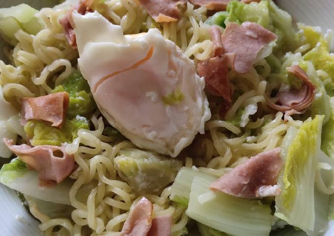 Simple Instant Noodle
