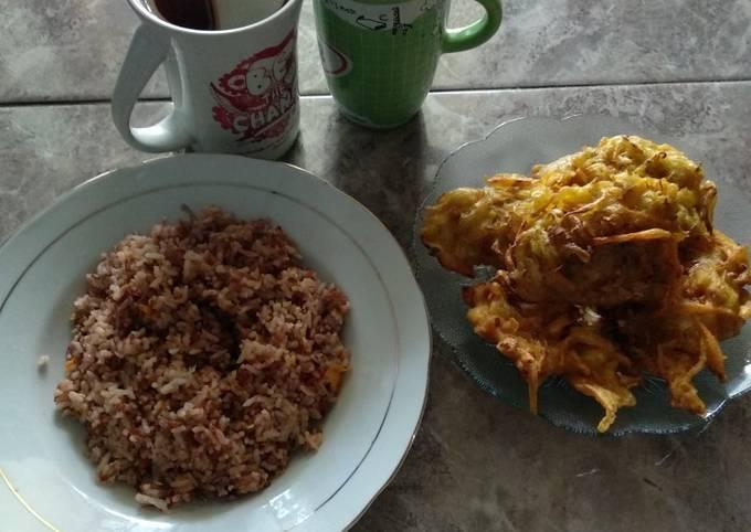 Nasi nyanyah (nasi goreng betawi)