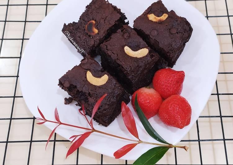 Choco Fudge Brownie Gluten Free🍫