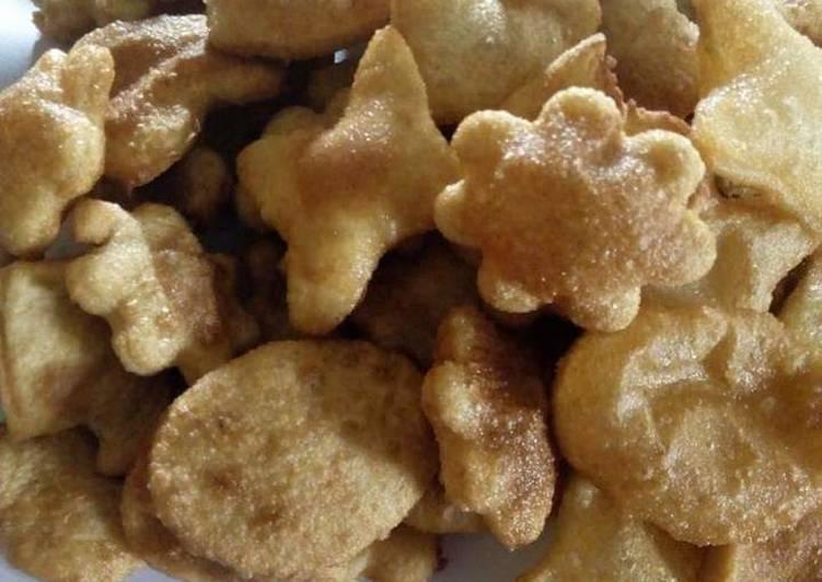 Purees cracker