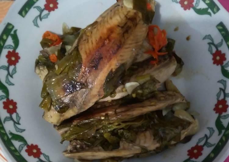 Resep Pepes Ikan Tongkol gampang
