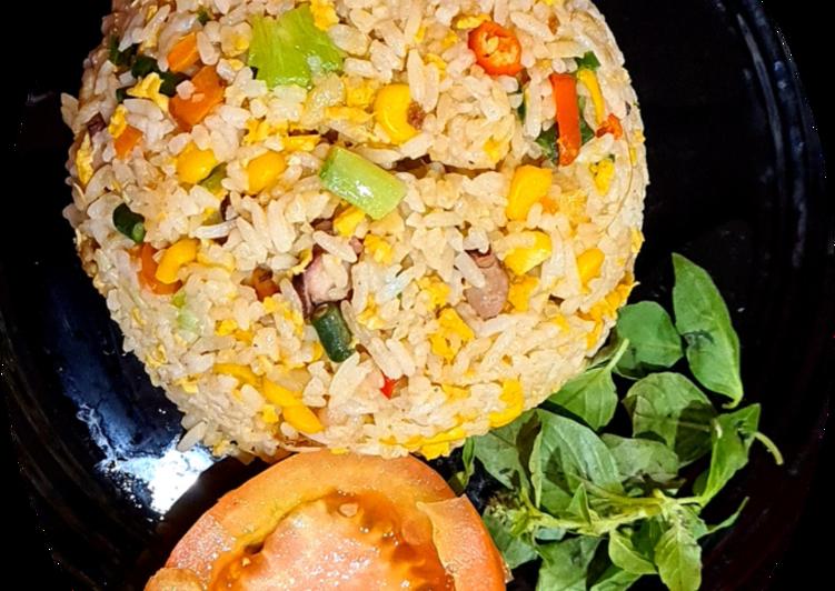 59. Nasi Goreng Yang Chow Rumahan