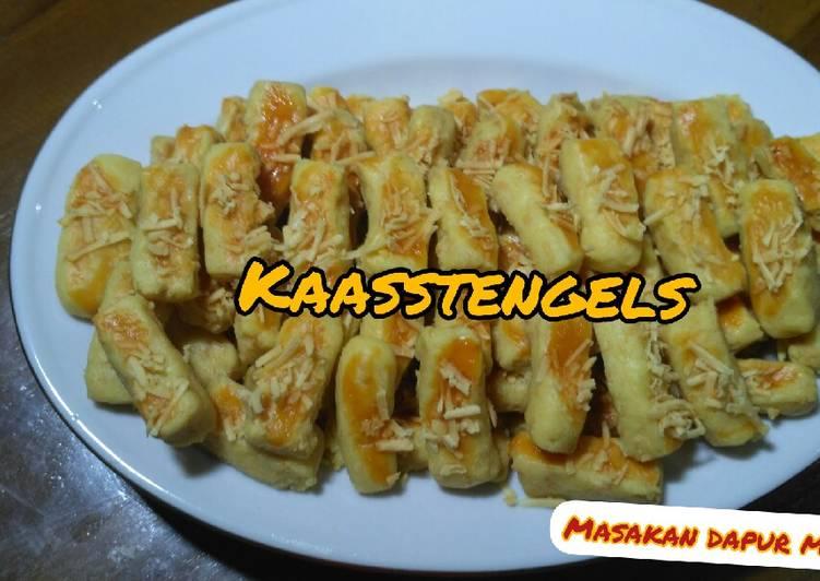 Resep Kue Kering Kastengel/ Kaasstengels