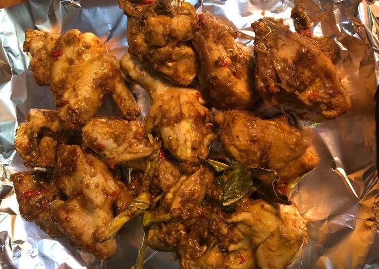 Ayam Bakar Minang 🍗🍗