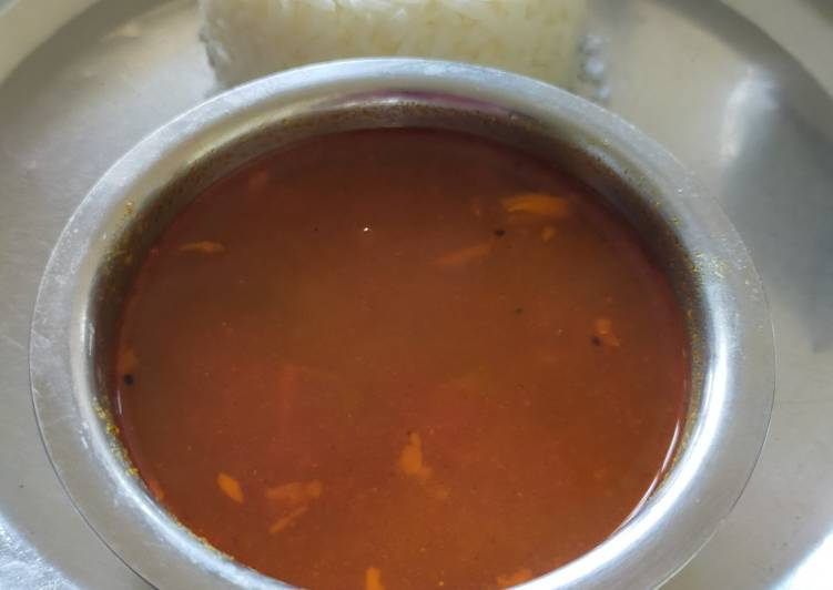 Recipe of Award-winning Tomato Rasam