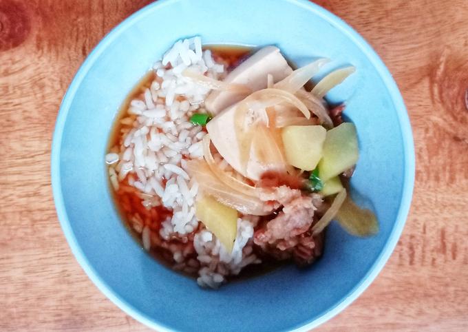 Day. 305 Beef Bulgogi Soup (16 month+)