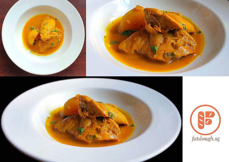 Recipe of Ultimate Murgir Mangsho'r Jhol