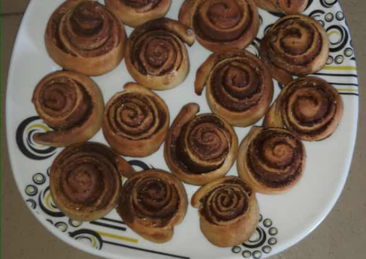 Recipe of Any-night-of-the-week Cinnamon rolls recipe