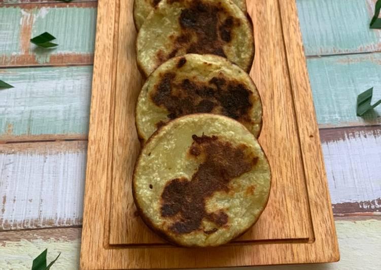 Roti Pisang Khas Banjarmasin
