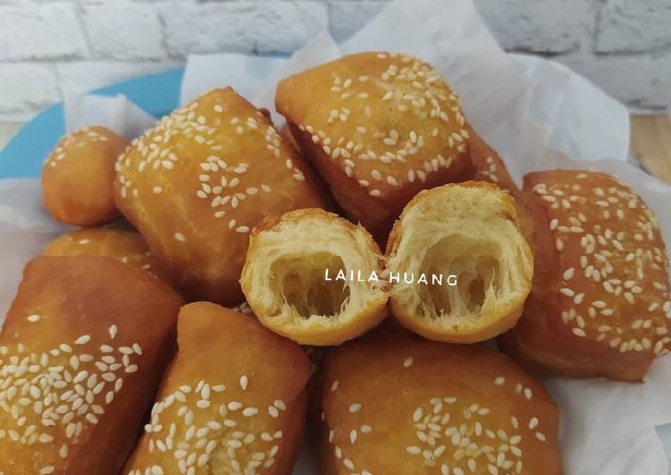 132. Odading/ Roti Goreng (Tanpa Ragi dan Tanpa Ulen)