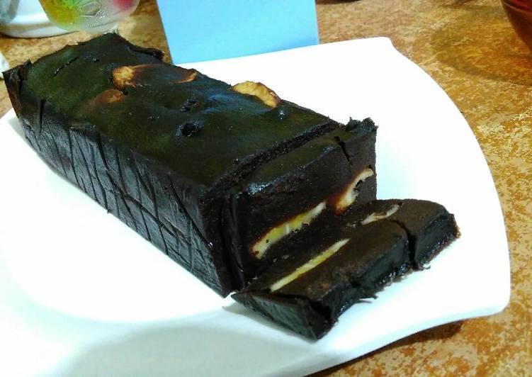 Resep Dodol Brownies Pisang Roti Tawar Oleh Rahma Cookpad